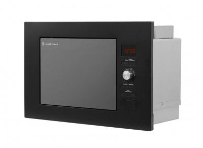 Russell Hobbs RHBM2003MB 20L Built In Digital 800w Solo Microwave Matte Black 220 VOLTS NOT FOR USA