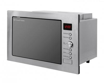 Russell Hobbs RHBM3201 32L Built In Digital 1000w Combination Microwave Stainless Steel 220 VOLTS NOT FOR USA