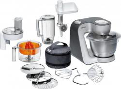 Bosch Styline MUM56340 - food processor 220 Volts - 900 W – silver NOT FOR USA