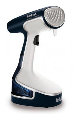Tefal DR8085 Access Steam Garment Steamer - White and Blue 220 VOLTS NOT FOR USA