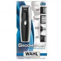 Wahl 9685-016 All in One Clipper Groomsman 220 VOLTS NOT FOR USA
