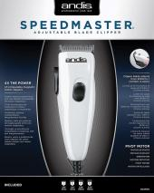 Andis 24900 Mustache Beard Trimmer & Hair Clipper 220-240 VOLTS NOT FOR USA