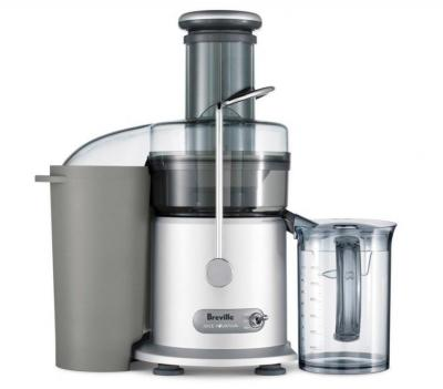 Breville JE98XL The Juice Fountain Plus Juice Extractor 110 Volts ONLY FOR USA