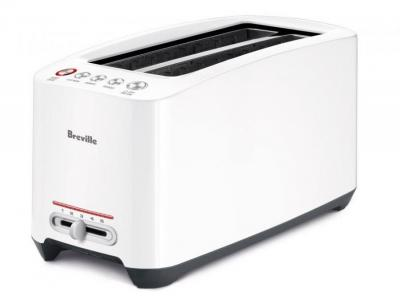 Breville BTA630XL The 'Lift and Look' Touch Toaster White 110 VOLTS ONLY FOR USA