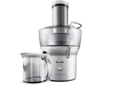 Breville BJE200 Juice Fountain Compact Extractor 110 VOLTS ONLY FOR USA