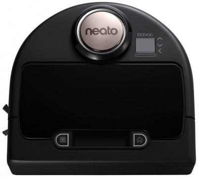 Neato Robotics 945-0181 Botvac Wi-Fi Enabled Robot Vacuum Cleaner, 0.7 L, 43 W - Black/Silver 220 VOLTS NOT FOR USA