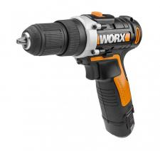 WORX 12V WX128 2.0Ah Lithium-Ion Drill Driver 220 VOLTS NOT FOR USA