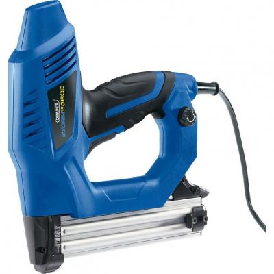 Draper 83659 Storm Force Heavy-Duty Electric Stapler or Nailer Kit   - Blue 220 VOLTS NOT FOR USA