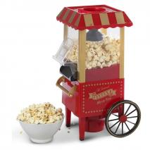 Elgento E26009 Popcorn Cart - Red 220 VOLTS NOT FOR USA