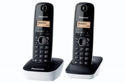 Panasonic KX-TG1612FRW Cordless Phone ( DECT ) 220 VOLTS NOT FOR USA