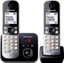 Panasonic KX-TG6822 Cordless Phone with Answering Machine 220 VOLTS NOT FOR USA