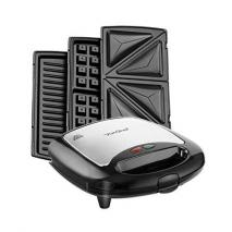 VonShef 13196 Three-in-One Sandwich / Waffle Maker / Grill for 220 VOLTS NOT FOR USA