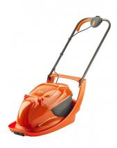 Flymo HoverVac 280 Electric Hover Collect Lawnmower, 1300 W 220 Volts NOT FOR USA