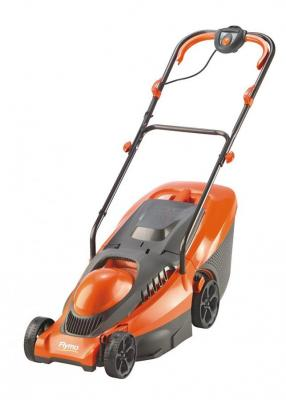 Flymo Chevron 34C 34cm Cut Wheeled Electric Lawn Mower 220 Volts NOT FOR USA