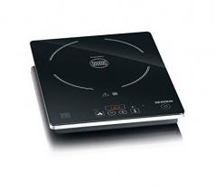 Severin KP 1071 Electric / induction cooking range, fast heating due to uniform heat distribution / black 220 VOLTS NOT FOR USA