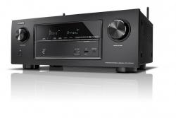 Denon AVRX3300WBKE2 7.2 Surround AV Receiver (Dolby Atmos, dtsX, WLAN, Bluetooth, 7 Plus 1 HDMI 3D, 4K,) black 220 VOLTS NOT FOR USA