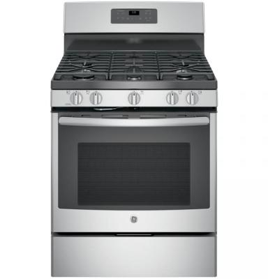 GE JGB660SEJSS 30 Inch Freestanding Gas Range 220 Volts NOT FOR USA