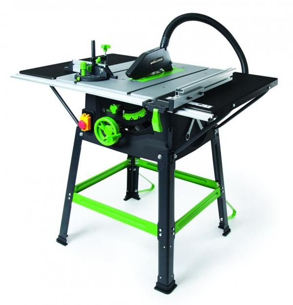 Multi Purpose Table evolution fury5-s multi-purpose table saw, 255 mm 220 volts not