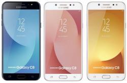 Samsung Galaxy C8 SM-C7100 Duos 32GB 5.5