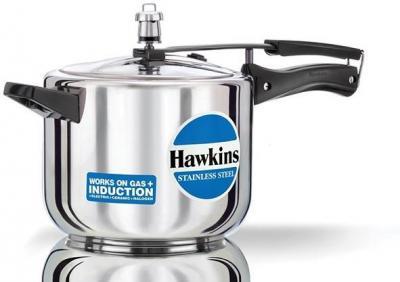 Hawkins B30 Stainless Steel 5.0 Litre Pressure Cooker