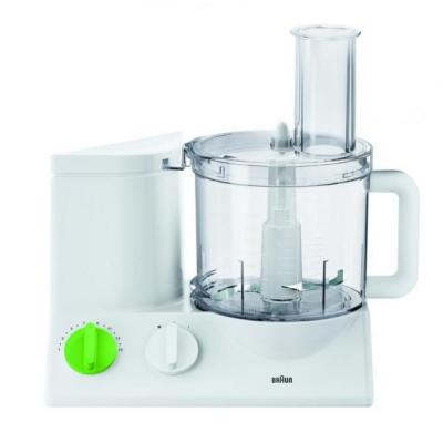 Braun FP3010 TributeCollection Food Processor for 220-volt