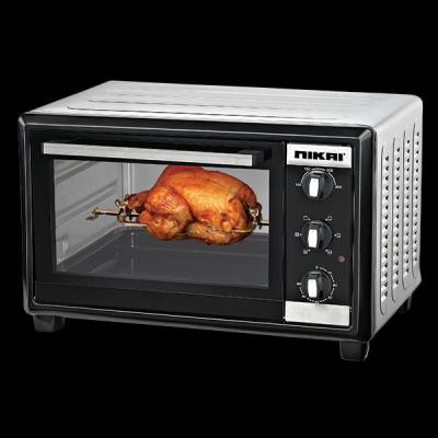 NIKAI NT3820R 38 LITRE CAPACITY ELECTRIC OVEN 220 VOLTS NOT FOR USA