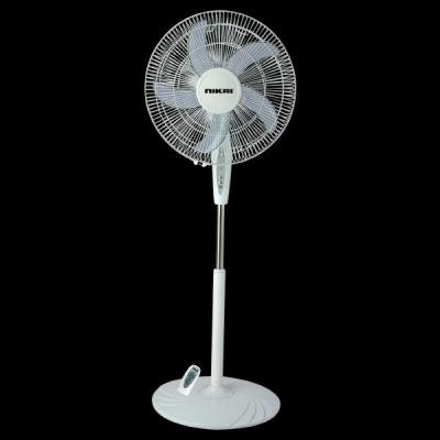 NIKAI NPF1634RT(16) PEDESTAL FAN WITH REMOTE 220 COLTS NOT FOR USA