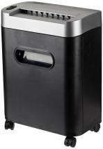 Basics AZ80MCUK 7- to 8-Sheet Micro-Cut Paper / CD / Credit Card Shredder with Pullout Basket 220 Volt NOT FOR USA