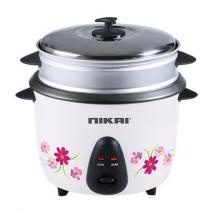 Nikai NR670 0.6 Liter Rice cooker - steamer 220 VOLTS NOT FOR USA