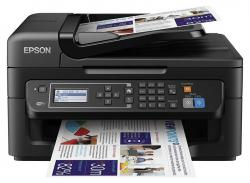 Epson WorkForce 2630WF 4 in 1 Multifunction Printer – Black  220 VOLTS NOT FOR USA