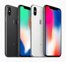 APPLE - IPHONE X 256GB - SPACE GRAY, SILVER GSM UNLOCKED
