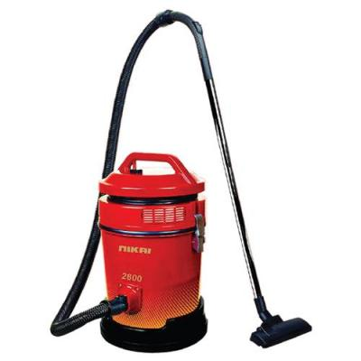 Nikai NVC7000D 220-240 Volt 50 Hz Vacuum Cleaner - 5 M Power Supply Cord - High Suction Power NOT FOR USA