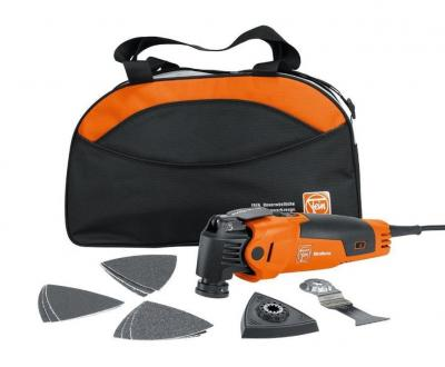 FEIN 72295264090 FMM350QSL MultiMaster Start Q StarlockPlus Oscillating Multi-Tool 220 VOLTS NOT FOR USA