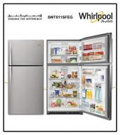LG GR-B522GLHL Capacious Top Freezer Refrigerator with smart inverter compressor for 220-240 Volts NOT FOR USA