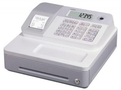 Casio SE-G1SD Cash Register 220 Volts NOT FOR USA