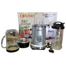 Kitchen Highline BL318AB 220-240 volts 50 Hz 3 in 1 Multifunction Blender NOT FOR USA