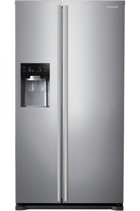 Samsung Side By Side samsung rs7547bhcsp side by side refrigerator for 220 240 volts not