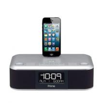 iHome MS-IDL95S FM Stereo Alarm Clock With Dual Charge