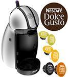 DELONGHI DEEDG201S CIRCLE COFFEE MAKER DOLCE GUSTO SYSTEM 220-240 VOLT/ 50 HZ NOT FOR USA