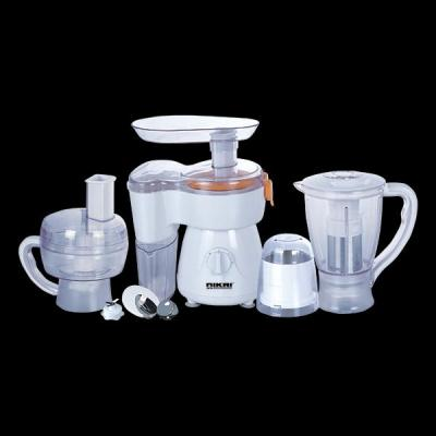 Nikai NFP1721 7 In 1 Food Processor 220V NOT FOR USA