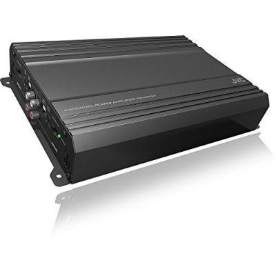 JVC KSAX204 600W Max 4-Channel Class AB AX Series Amplifier 110 volts ONLY FOE USA