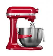 KitchenAid 5KSM7580X Artisan Professionally Designed Empire Red 7 Quart Mixers 220 VOLTS (NOT FOR USA)