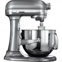 KitchenAid 5KSM7580X Artisan Professionally Designed Medallion Silver 7 Quart Mixers 220 VOLTS (NOT FOR USA)