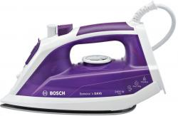 Bosch TDA1060GB Steam Iron, 2400 W - White/Berry 220 VOLTS NOT FOR USA