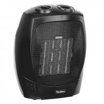 Vonhaus 14039 Electric Ceramic Fan Heater 1500W - 220 Volts