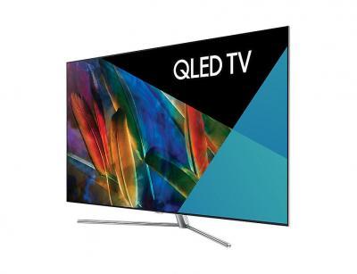 Samsung QA65Q7FAMWXXY Q7 UHD QLED MULTI SYSTEM TV 110-240 VOLTS NTSC-PAL