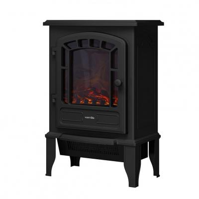 Warmlite WL46016 LED Fire Stove, 2000 W, Black 220 VOLTS (NOT FOR USA)