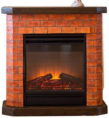 El Fuego AY0621 Electric Fireplace 'Quill' 220 volts NOT FOR USA
