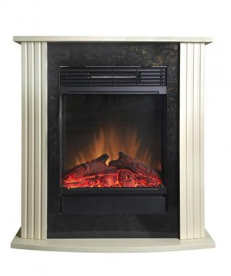 EWT 202529 Electric Fire Fireplace Mini Mozart Stone 220 volts NOT FOR USA