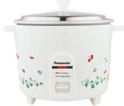 220 Volt Panasonic SRW18H 10 Cup 50 Hz Rice Cooker